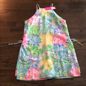 NWT pearl romper size 12 Lilly Pulitzer